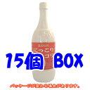 二東マッコリ(ペット) 15個BOX ■【送料無料・沖縄、離島は除く】