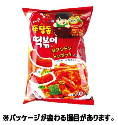 『ヘテ』トッポキスナック <韓国お菓子・韓国スナック>
