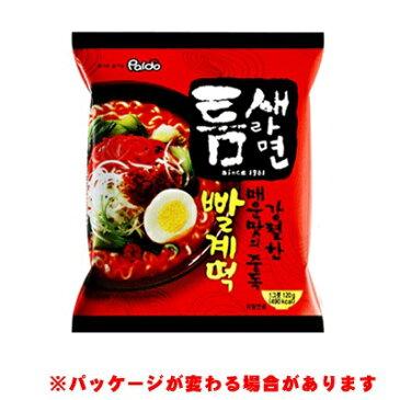 『八道(パルト)』トムセラーメン(パルゲトック) <韓国ラーメン>