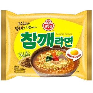 『オトギ(オットギ)』いりゴマラーメン <韓国ラーメン>