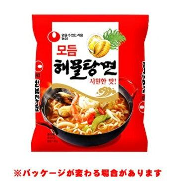 『農心(ノンシム)』海鮮湯麺(ヘムルタンミョン) <韓国ラーメン>