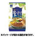 『麺サラン』水冷麺セット(1人前) <韓国冷麺>
