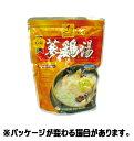 『マニカ』参鶏湯(サムゲタン) 800g <韓国スープ>