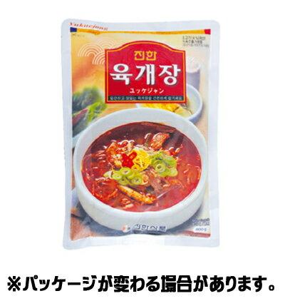 『真漢』ユッケジャン 600g <韓国スープ>