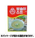 韓国食品辛国のキムチ物語で買える「『オトギ(オットギ)』マッシュルームスープ <韓国スープ>」の画像です。価格は132円になります。