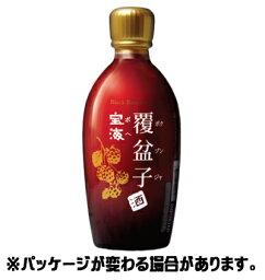 『宝海』覆盆子(ボクブンザ) 375ml <韓国焼酎>