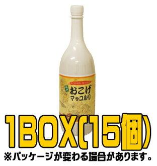 """Yangzhou"" savory rice 1 L (♦ BOX 15 pieces) < doburoku Korea >"