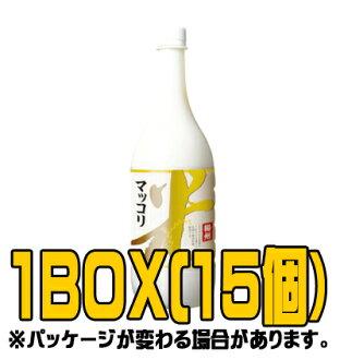 "★ ""Yangzhou"" rice rice 1 L (♦ BOX 15 pieces) < doburoku Korea >"