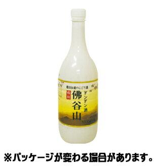 """Yangzhou"" Buddha Valley Mountain glutinous rice (Don sake) 1 L"