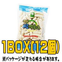 『松鶴(ソンハク)』米トッポキ 600g(■BOX 12入)<韓国トック・韓国トッポキ>