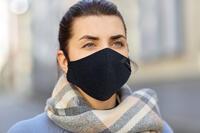 CHEYENNE520シルク抗菌美肌マスク