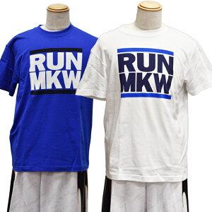RUNMKWTシャツ