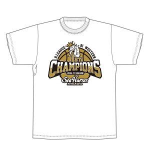 シーホース地区優勝Tシャツ1