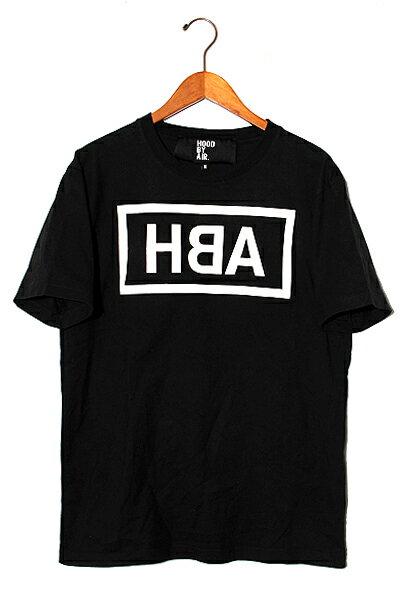 トップス, Tシャツ・カットソー  HOOD BY AIR T M BLACK 200319