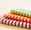 【201412thanks_1000】 竹布/オーガニック/ 【抗菌消臭】竹繊維キッチンクロス(ふきん) 3色6枚セット【送料無料】