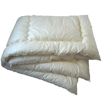 ダクロン掛け布団 シングル 中綿増量2kg クォロフィル掛け布団  アレルギー対応、インビスタ 150X210cm 掛けふとん