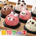 動物立体ケーキ 1種類2個から購入可能 動物ケーキ アニマルケーキ クリスマスケーキ(パンダ、うさぎ、ヒヨコ、ぶた、その他動物ケーキ)結婚式 母の日 卒園式 パーティ バレンタイン ホワイトデー お返しお菓子