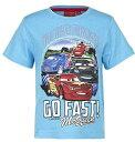 Disney Cars ディズニーカーズTシャツ子供服半袖 1107B