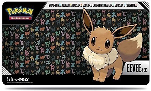 ゲーム, その他  Pokemon Playmat Eevee Ultra-Pro