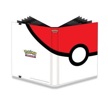 ファミリートイ・ゲーム, カードゲーム  9 Pro Binder - Pokemon Poke Ball