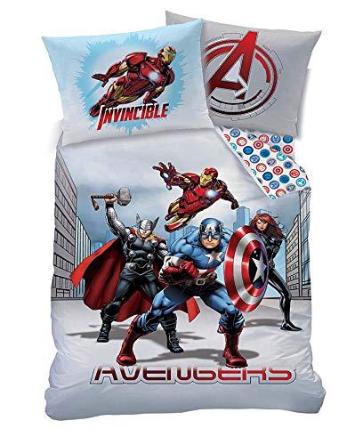 寝具カバー・シーツ, 寝具カバーセット MARVEL Avengers
