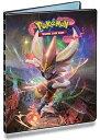 ポケモン ポートフォリオ カードゲーム・バインダー 9ポケット UP - 9-Pocket Portfolio - Pokemon - Sword and Shield 2