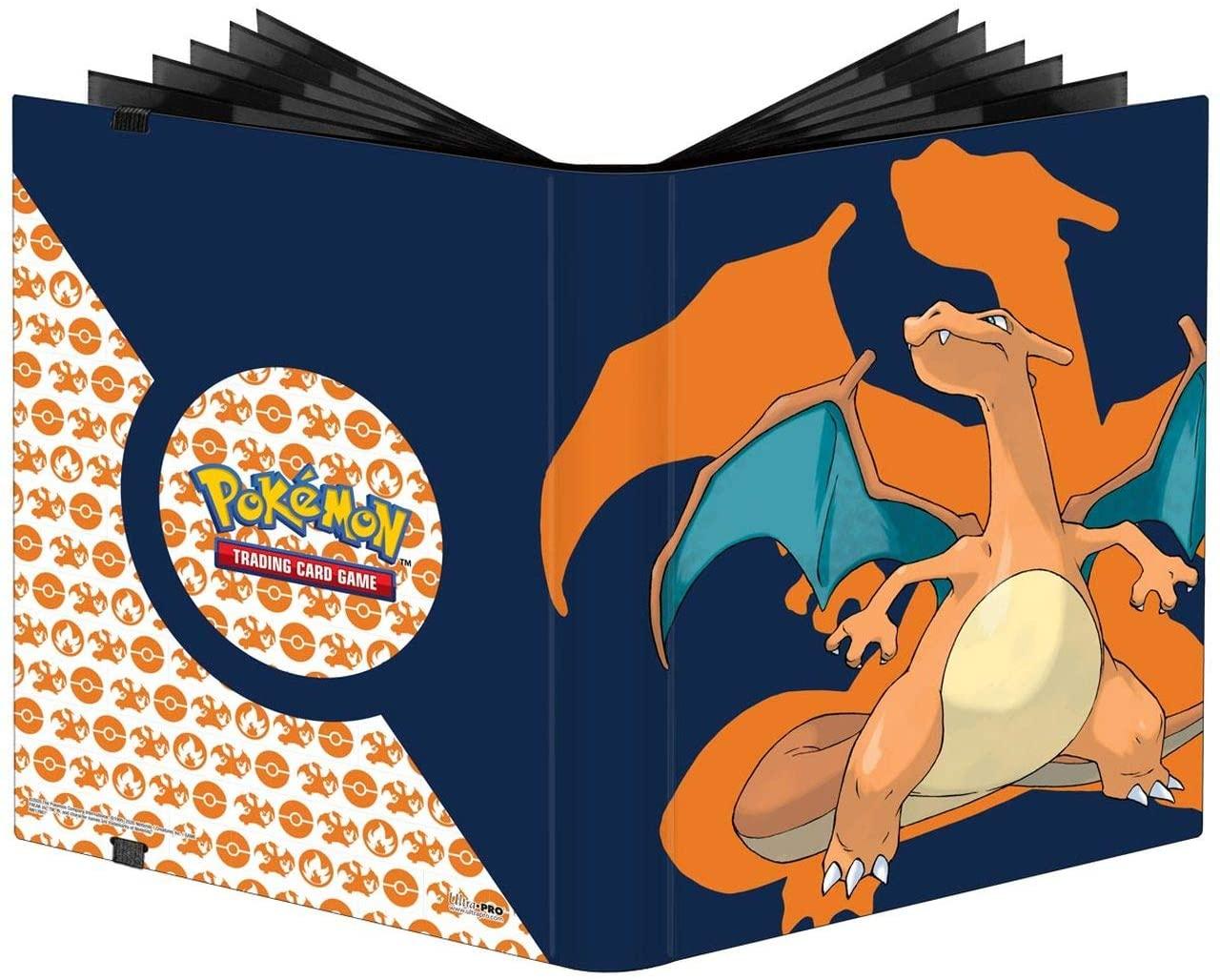ファミリートイ・ゲーム, カードゲーム  9 Premium Pro-Binder - Pokemon Charizard