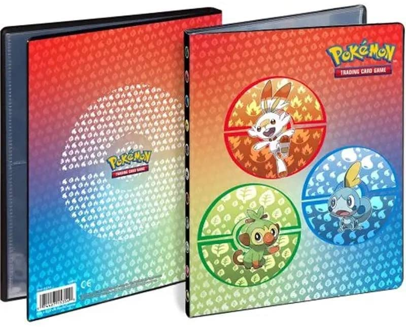 ファミリートイ・ゲーム, カードゲーム  4 UP - 4-Pocket Portfolio - Pokemon -Sword and Shield