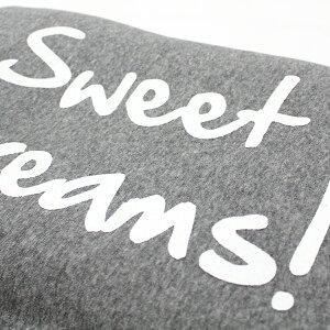【グレー】SWEETDREAMS!パイルピローカバーグレー