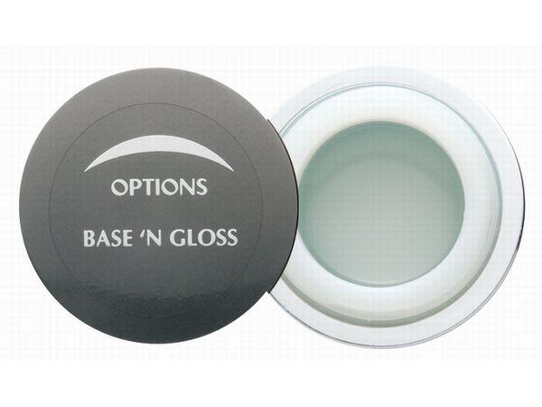 【送料無料】AKZENTZ アクセンツ ベースングロス 15g UV ベースとトップの役割を兼ね備えジェルとの密着もよくします。柔軟性に優れ爪の表面をなめらかでつややかなクリアな質感に ジェルネイル検定指定商品 ソフトジェルタイプ