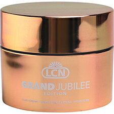 LCN グランド ジュビリー ハンドクリーム 5周年を記念した限定アイテム 高級感のあるパッケージに入ったプレミアムなハンドクリームは大切な方へのプレゼントにも最適 ネイルケアハンドケア