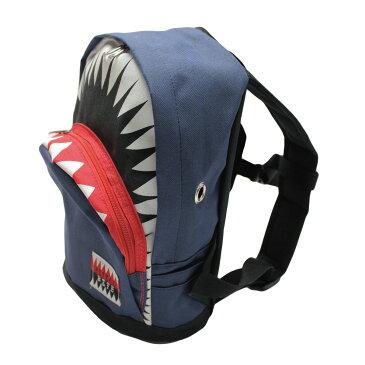 【大人気!】【SKAPE】シャークリュックシシュノン ベビー キッズ 男の子 リュック シャーク サメ