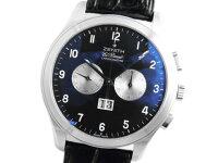 ゼニスメンズ腕時計グランドクラスグランドデイトエルプリメロ03.0520.4010【】【対応_東海】
