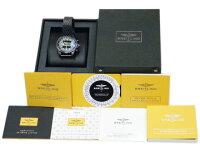 ブライトリングメンズ腕時計クロノスペースブラックスチールM785L21ACB【】【対応_東海】