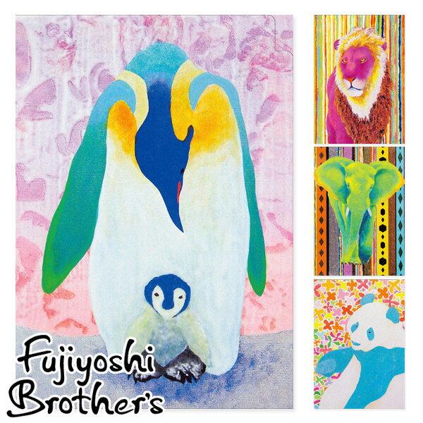 Fujiyoshi Brother's(フジヨシブラザーズ)A5クリアファイル