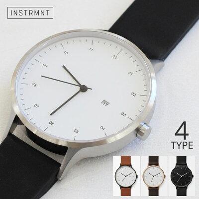 INSTRMNT(インストゥルメント)01/WATCH(腕時計)(クリスマスプレゼントギフト贈り物女性男性メンズレディースユニセックス)