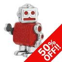 ロボットがクリップをゲット!【セール!!50%OFF!!】MAGNETIC ROBOT CLIP HOLDER(ロボットのク...