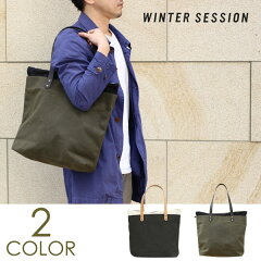 WINTERSESSION�����󥿡����å����Zip-TopTote