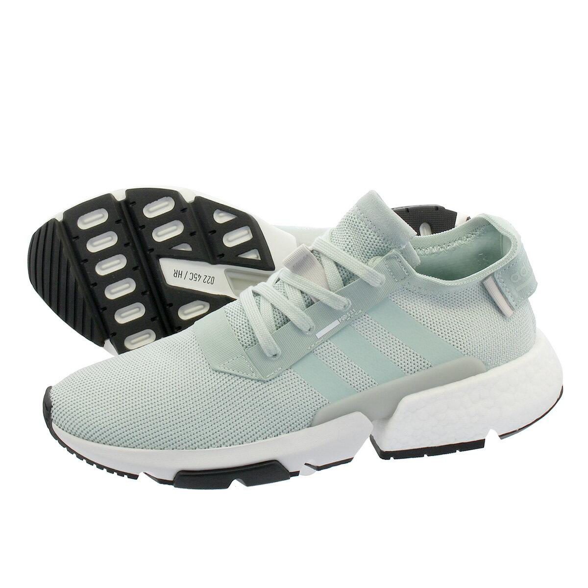 Details about New adidas Originals POD S3.1 Boost Vapor GreenGrey Men's B37368