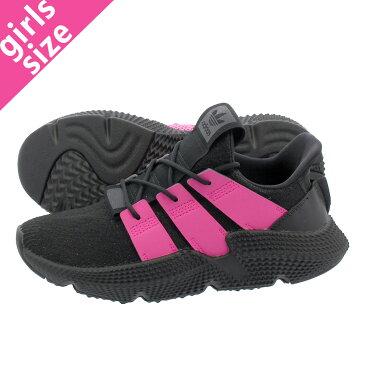 【大人気の女の子サイズ♪】 adidas PROPHERE W アディダス プロフィア W CORE BLACK/SHOCK PINK/CARBON b37660