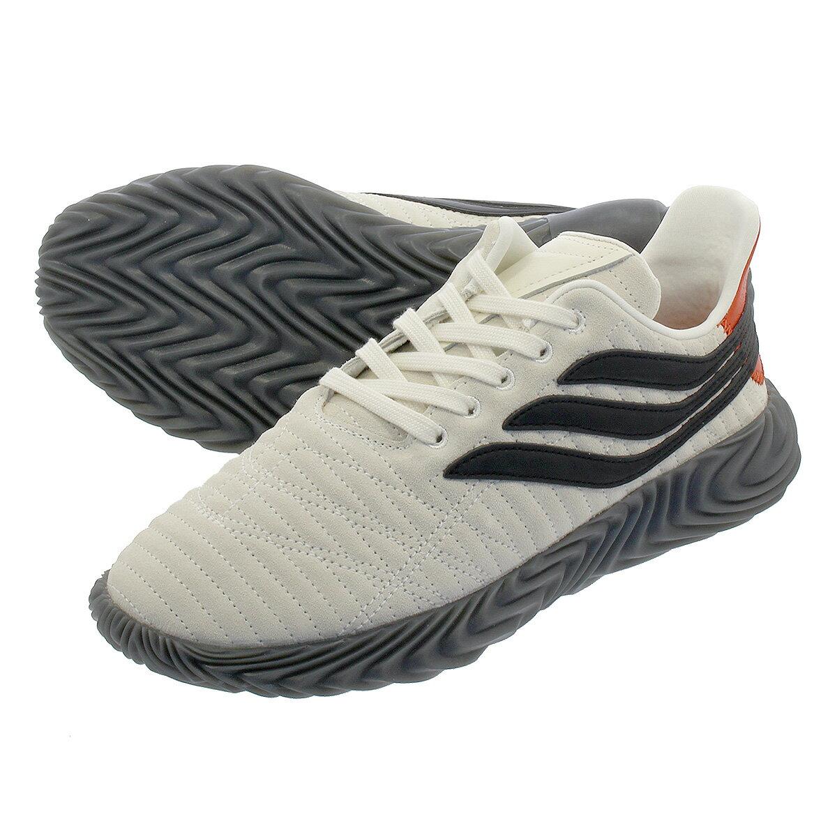 メンズ靴, スニーカー  adidas SOBAKOV MODERN OFF WHITECORE BLACKLOWER AMBER bd7548
