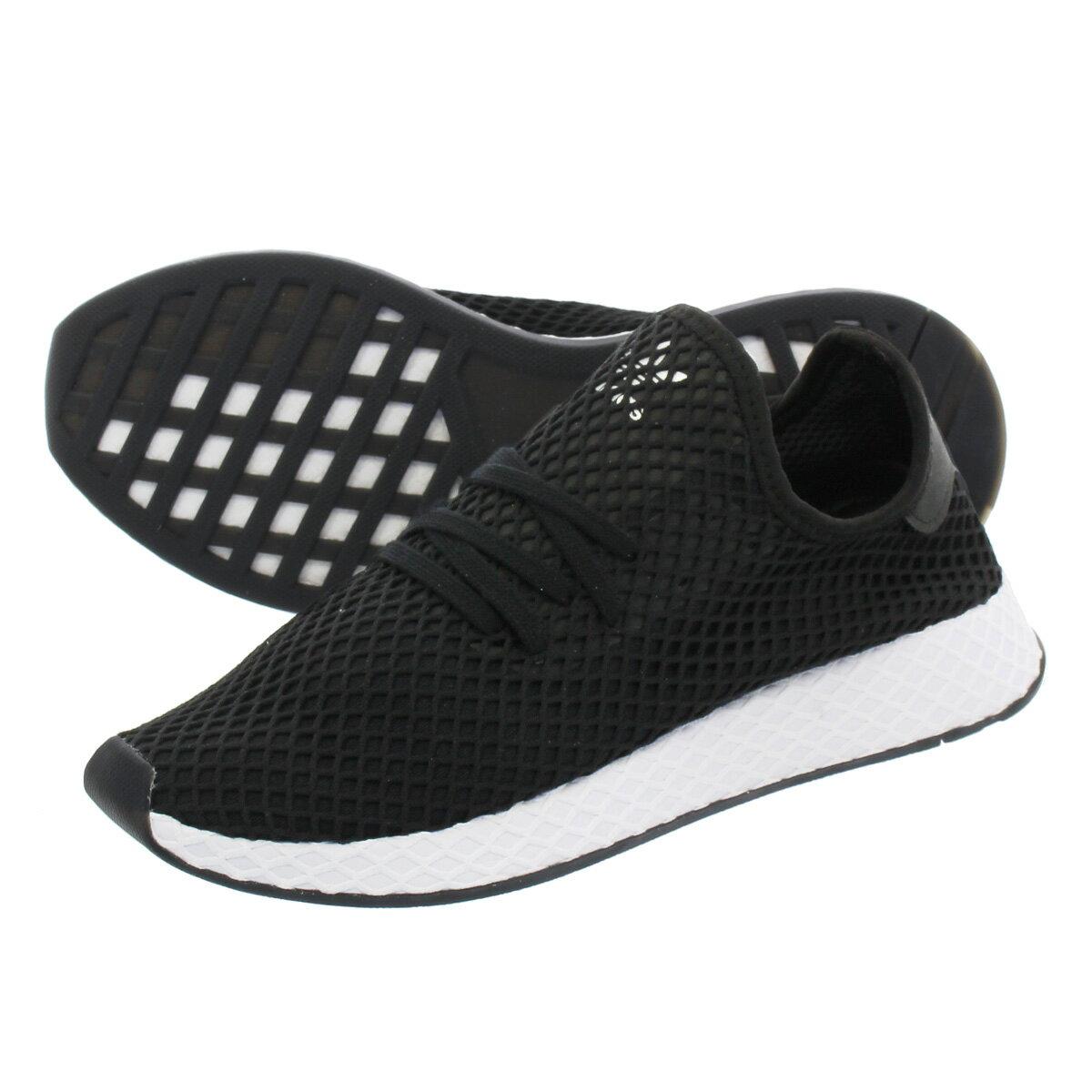 メンズ靴, スニーカー  adidas DEERUPT RUNNER KICKS LAB. KICKS LAB. EXCLUSIVE CORE BLACKCORE BLACKRUNNING WHITE