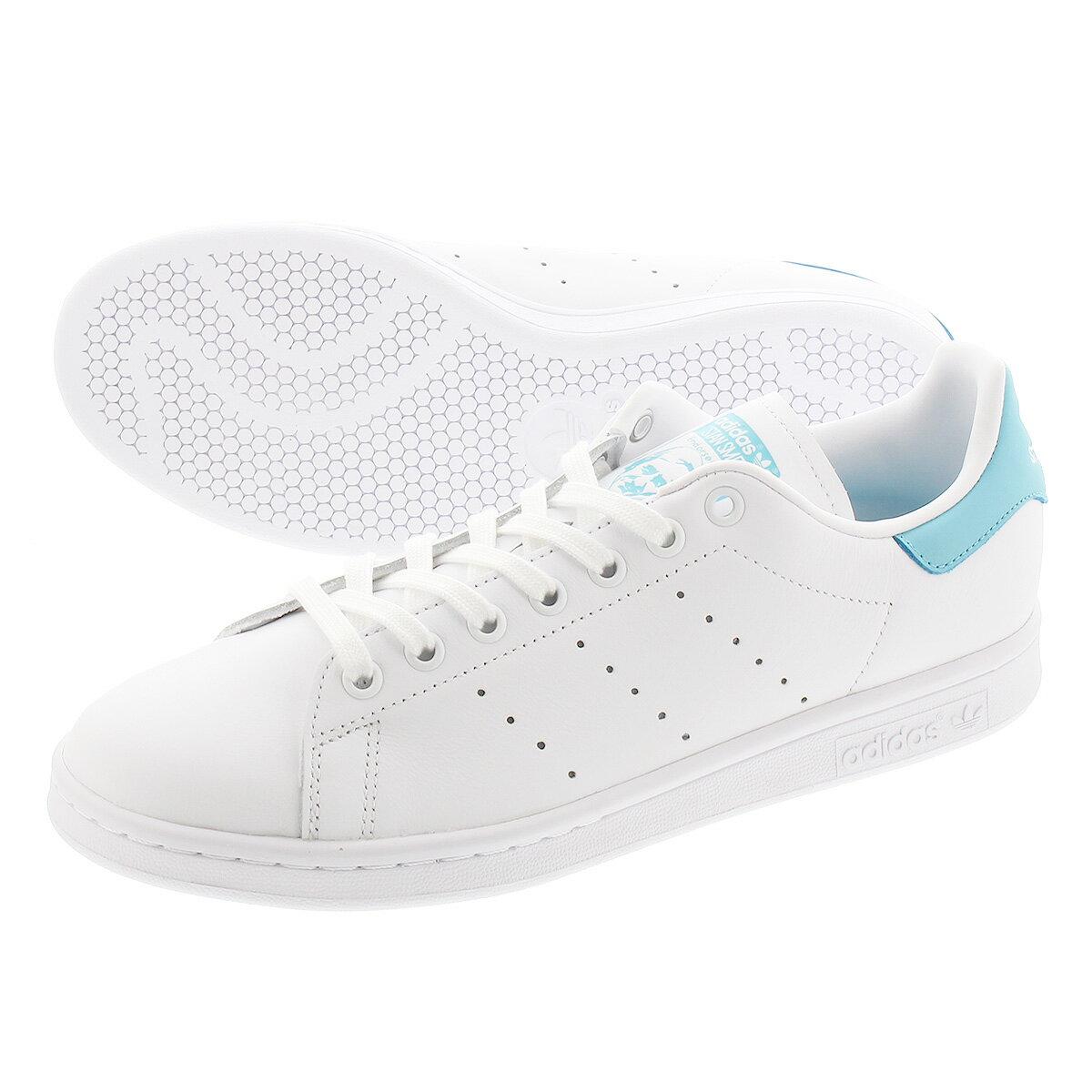メンズ靴, スニーカー adidas STAN SMITH FTWR WHITEFTWR WHITEBLUE GLOW ef4480