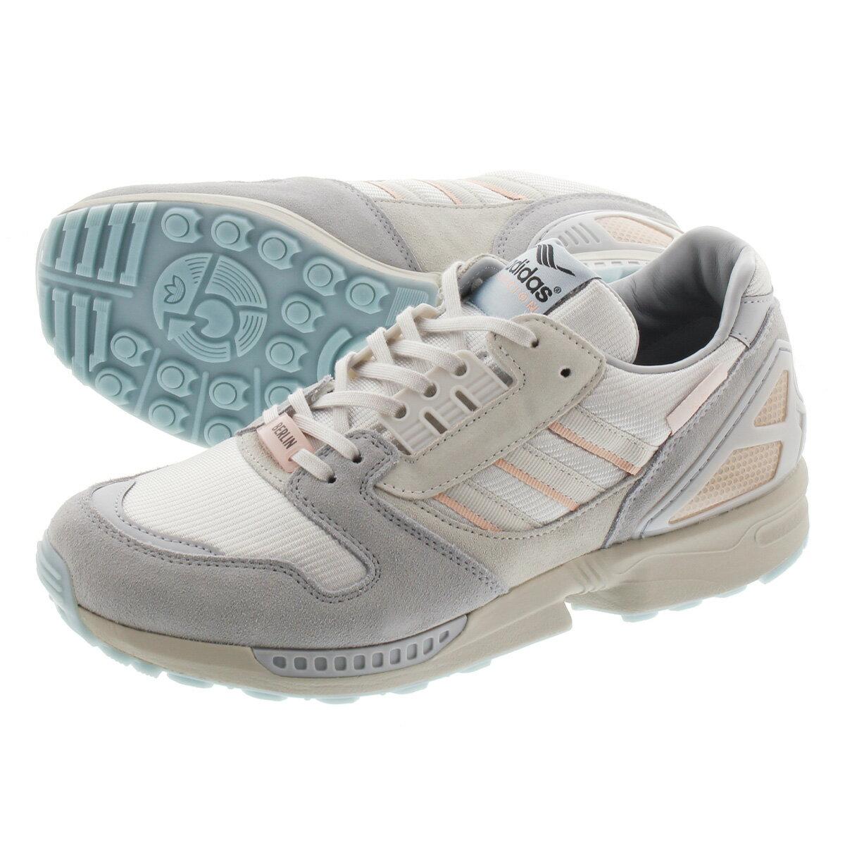 メンズ靴, スニーカー  adidas ZX 8000 ZX 8000 GREY ONEVAPOR PINKGREY TWO fu7311