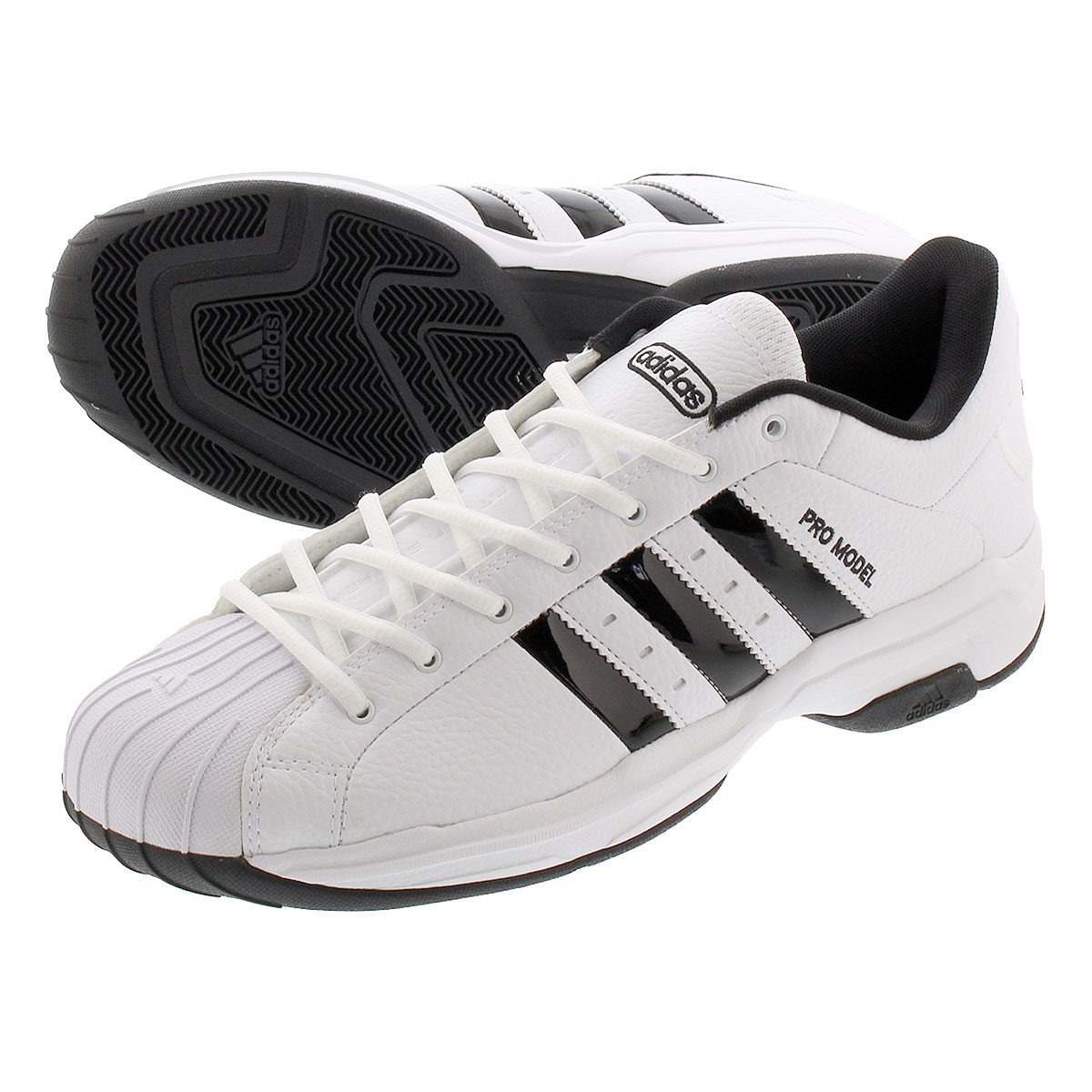 メンズ靴, スニーカー adidas PRO MODEL 2G LOW 2G FTWR WHITECORE BLACKCORE BLACK fx4981