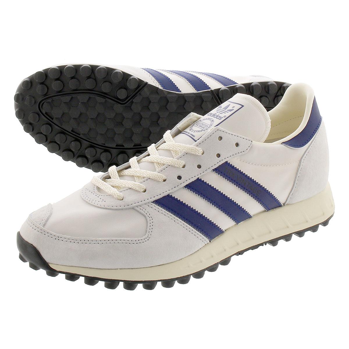 メンズ靴, スニーカー adidas TRX VINTAGE TRX CHALK WHITECORE BLACKCLEAR GREY fy3650