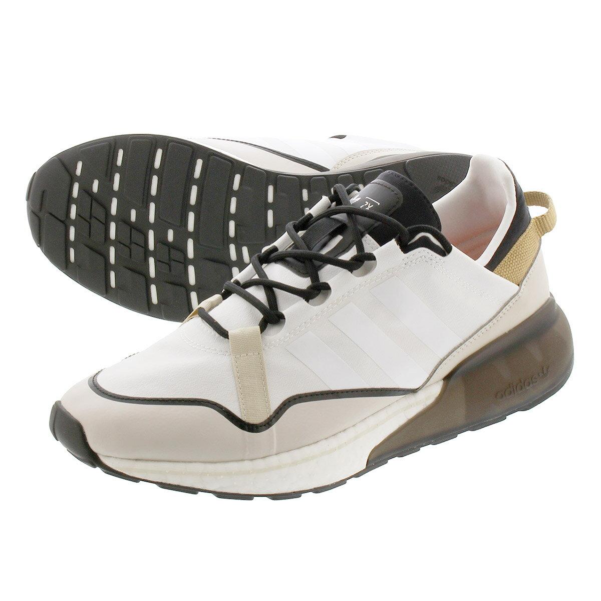 メンズ靴, スニーカー  adidas ZX 2K BOOST PURE 2K FTWR WHITECLEAR BROWNCARDBOARD g57962