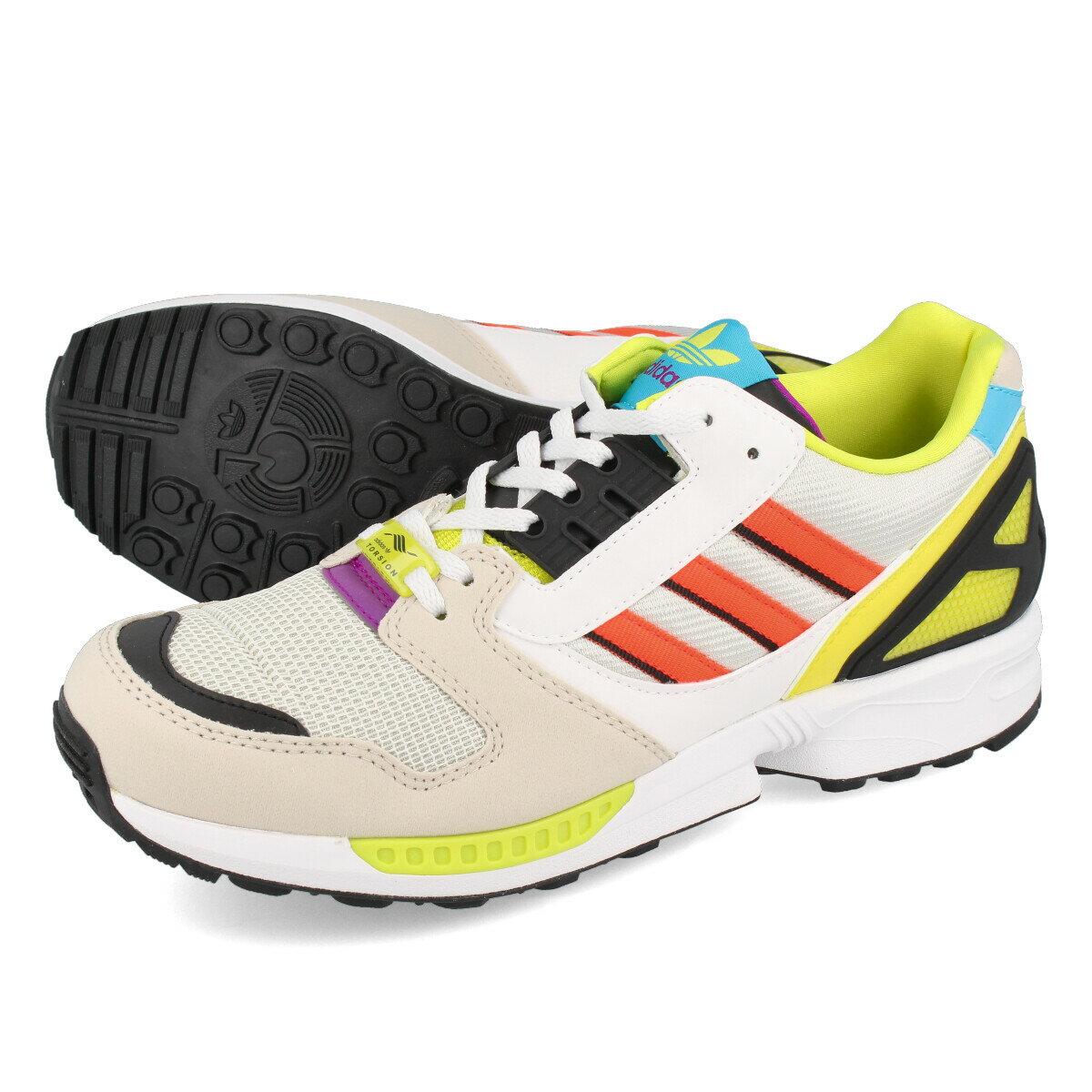 メンズ靴, スニーカー  adidas ZX 8000 8000 CLEAR BROWNWHITECRYSTAL WHITE h01399