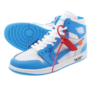 NIKE AIR JORDAN 1 RETRO HIGH NRG 【OFF-WHITE】 ナイキ エア ジョーダン 1 レトロ ハイ NRG WHITE/CONE/DARK POWDER BLUEaq0818-148