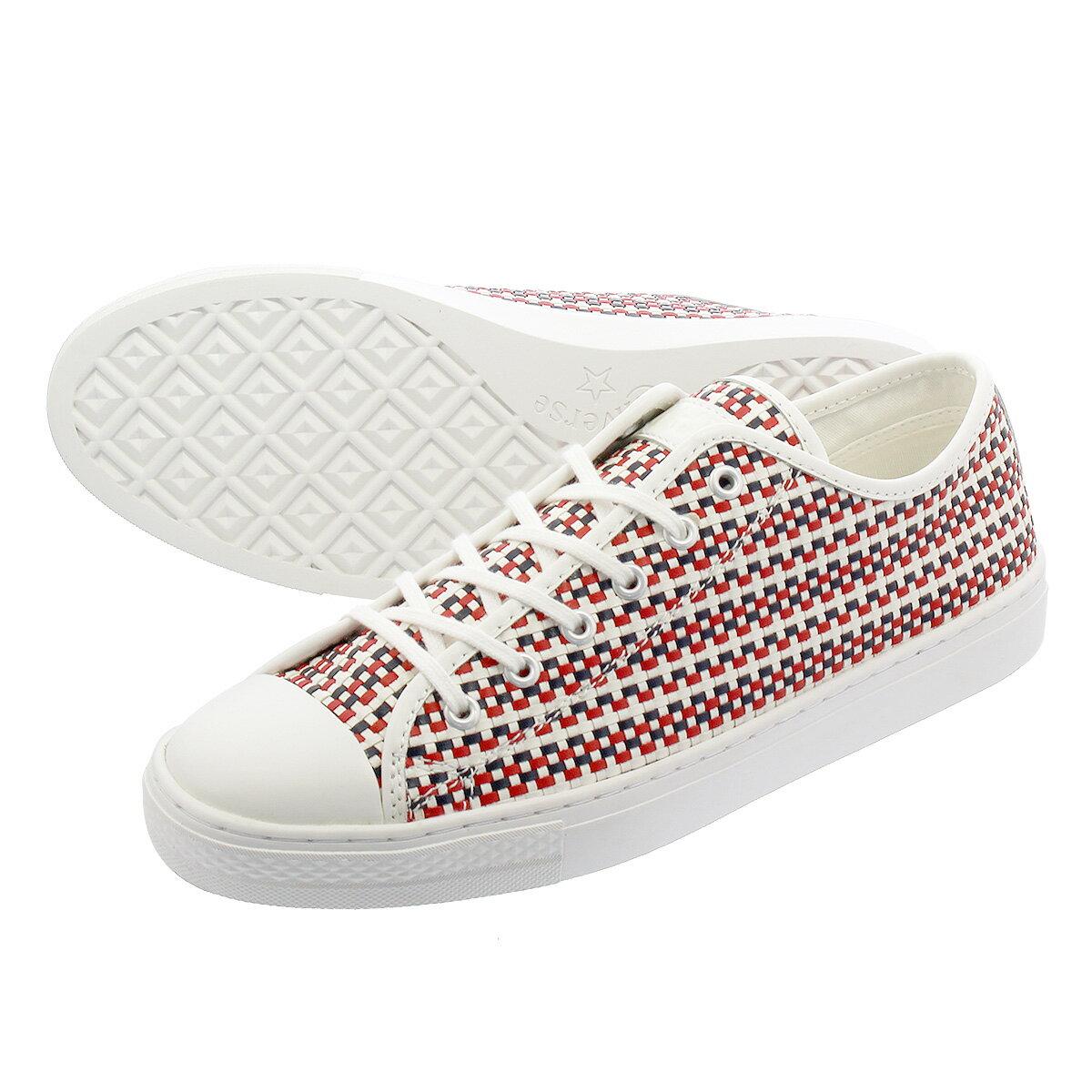 メンズ靴, スニーカー CONVERSE ALL STAR COUPE WOVEN OX OX WHITENAVYRED 31300020